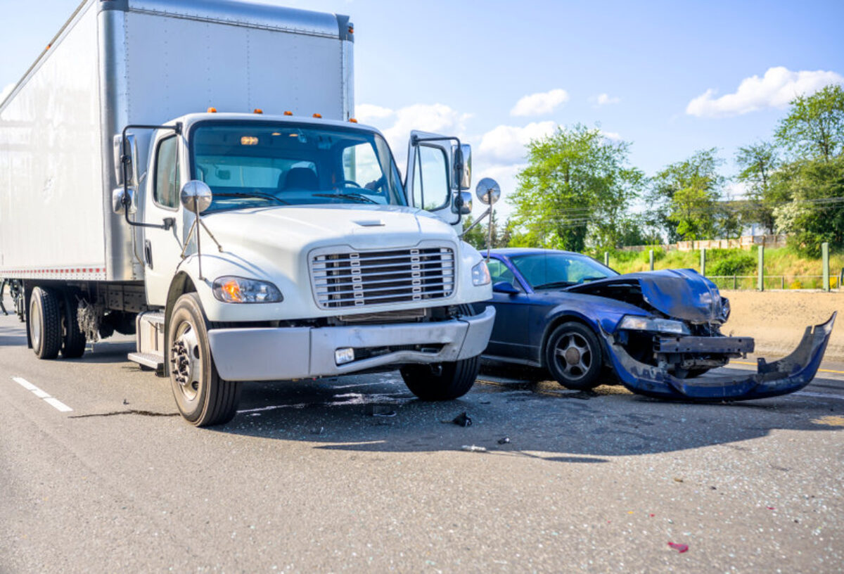 What Happens If You Get Hit By a Truck?