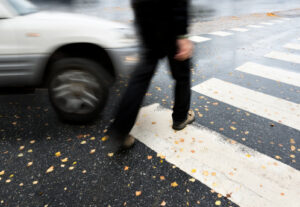 Who Is At Fault in a Pedestrian Accident